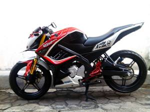 NVL Modif-White Tiger Sporty