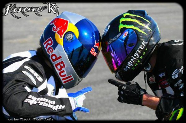 Red Bull Vs Monster Energy (2)