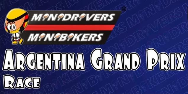 Review MotoGP Argentina 2014 Versi Kartun