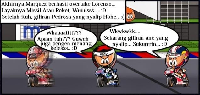 Scene4-Marquez Overtake Lorenzo