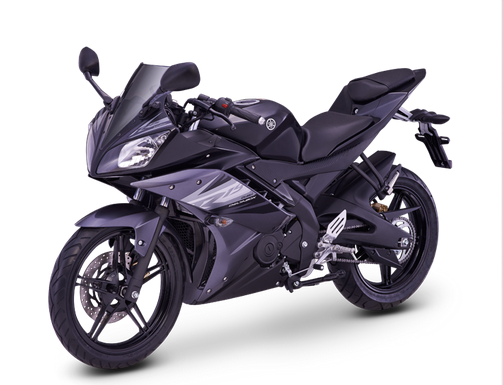 Yamaha R15-Midnight Black (2)
