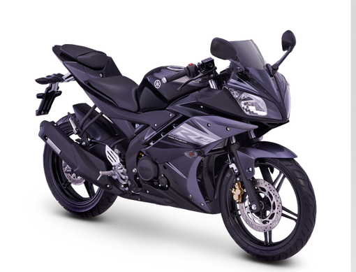 Yamaha R15-Midnight Black
