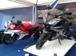 Yamaha R15 Red And Black