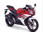 Yamaha R15-Supernova Red