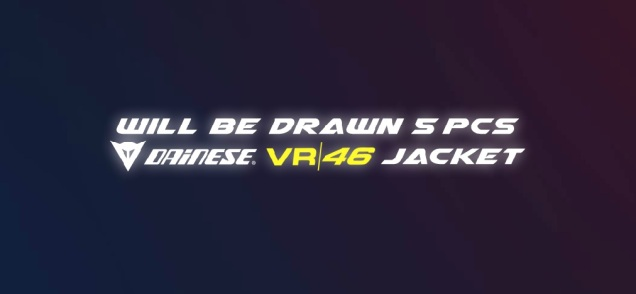 5 Jaket Dainese VR46