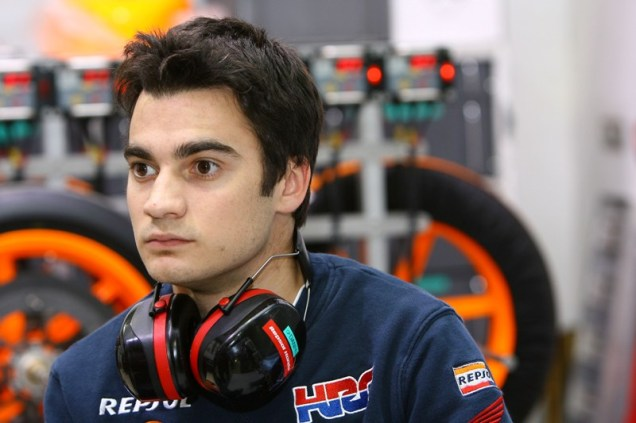 Dani Pedrosa-Podium ke-3... :cool: