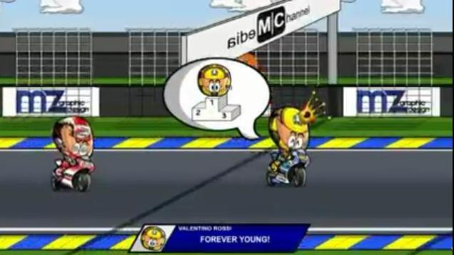Harapan Juara dari seorang Rossi