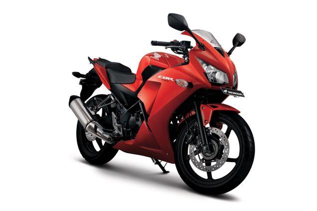 Honda CBR 250R-Merah