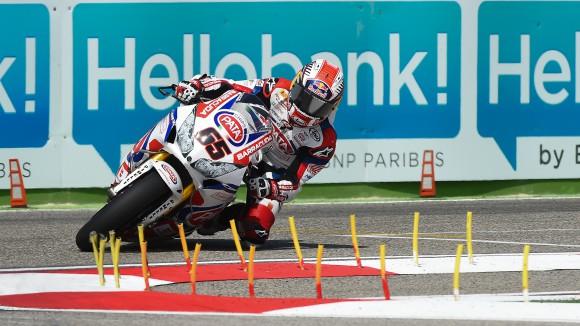 Jonathan Rea-Juara Race 1 WSBK Imola 2014