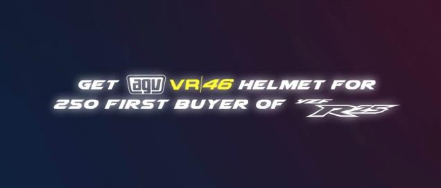 Koq cuman 250 helm Rossi?