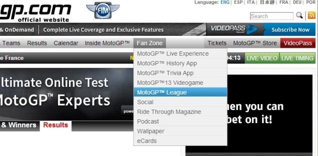 MotoGP League