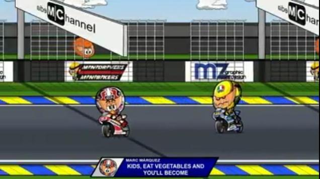 Manggil Kids ke Rossi
