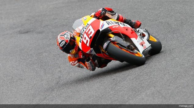 Marc Marquez-Pole Posisition di Kualifikasi MotoGP Mugello Italia 2014