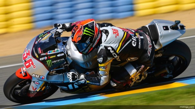 Mika Kallio-Juara Race Moto2 Le Mans Perancis 2014