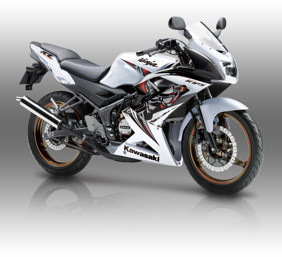 Ninja 150RR-Special Edition White