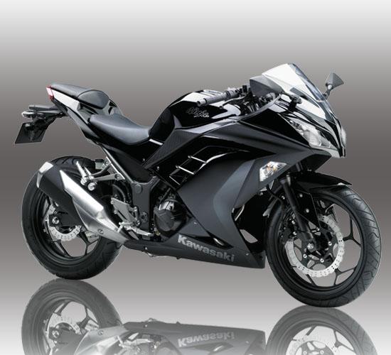 Ninja 250FI-Black