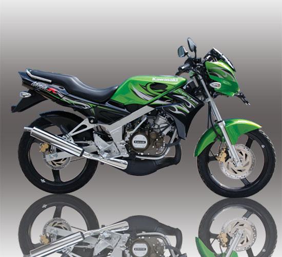 Ninja R-Green