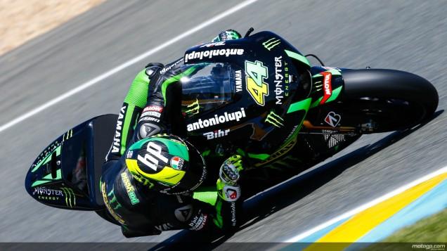 Pol Espargaro-Posisi ke-2 Kualifikasi MotoGP Le Mans Perancis 2014