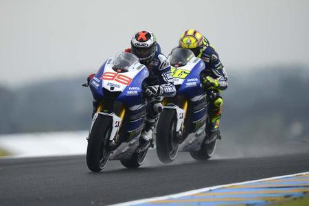 Rossi dan Lorenzo-Penguasa Sirkuit Mugello
