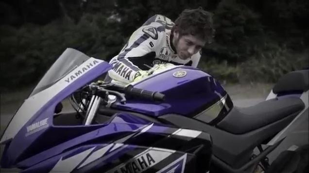 Rossi Tersepona Dengan R25 Racing Version