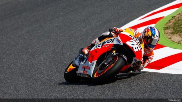 Dani Pedrosa-Pole Position MotoGP Catalunya 2014
