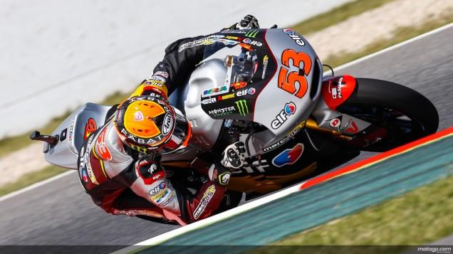 Esteve Rabat-Juara Race Moto2 Catalunya 2014