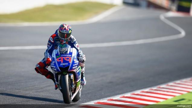 Jorge Lorenzo-Posisi ke-2 Kualifikasi MotoGP Catalunya 2014