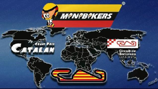 Kartun MotoGP Catalunya 2014