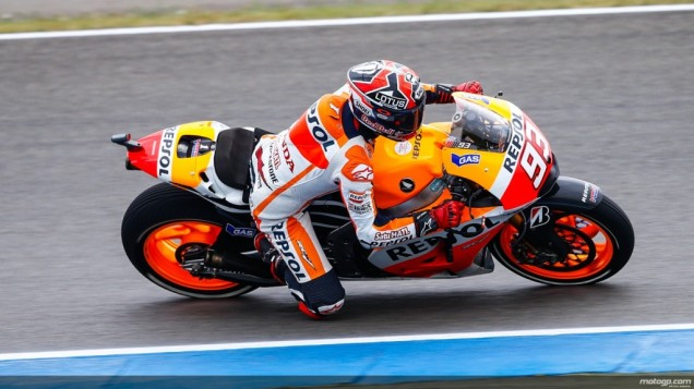Marquez-Seruduk dan Beringas-Posisi 2 Kualifikasi MotoGP Assen 2014