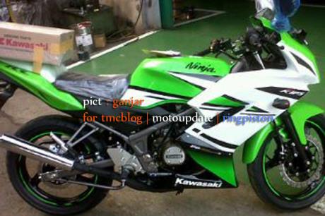 Ninja 150RR 2-tak Edisi Perpisahan
