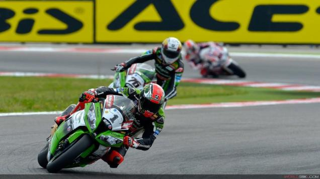 Tom Sykes-Double Winner Misano 2014