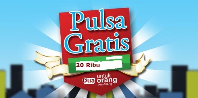 Hadiah Pulsa