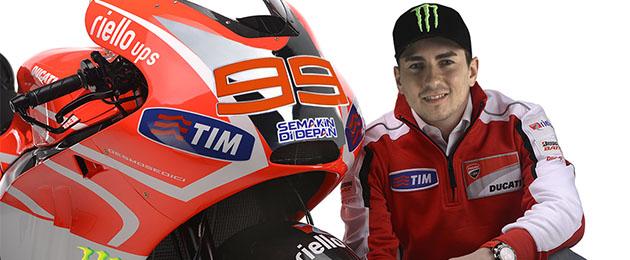 Jorge Lorenzo ke Ducati?
