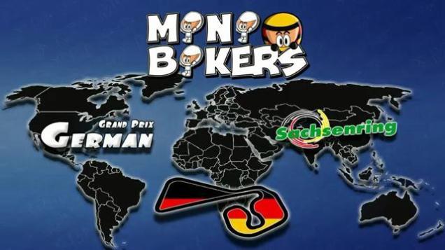 Kartun MotoGP Sachsenring 2014 Jangan Diklik...!!! Bukan ini videonya :D