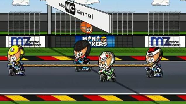 Sementara Lorenzo pake Tambang, biar ketarik Rossi :mrgreen: