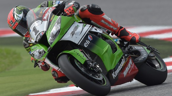 Tom Sykes-Juara Race 1 WSBK Portimao