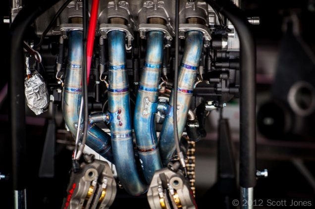 Mesin Honda Moto2
