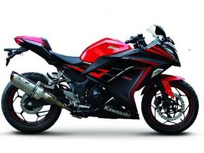 Ninja 250FI Special Edition, Ganteng pemirsah... :cool:
