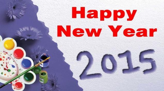 Happy New Year 2015 Buat Semuanya... :)
