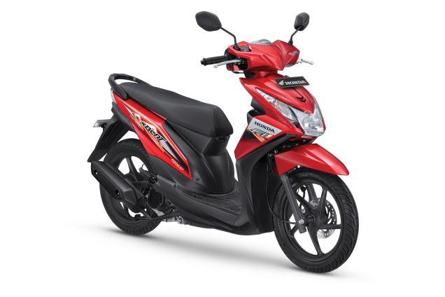Honda BeAt-Nomor 1 :cool: