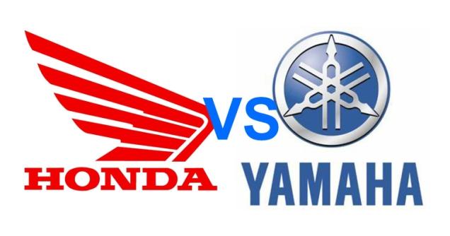 Persaingan Honda Vs Yamaha