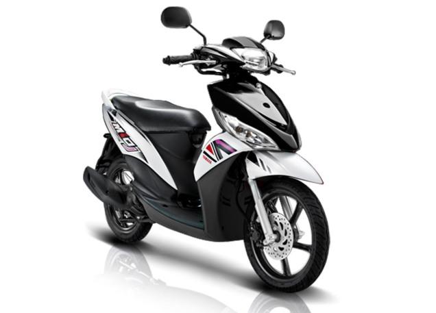 Yamaha Mio : Juara ke-3