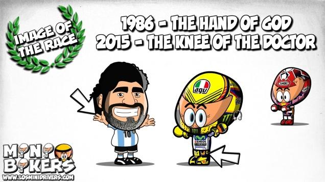 Maradona and The Doctor