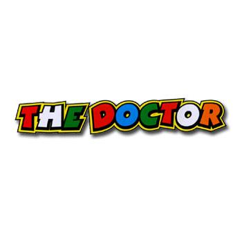 Tulisan THE DOCTOR yang asli