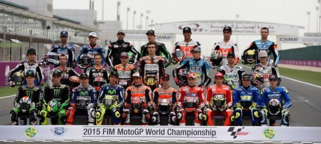 Pembalap MotoGP 2015