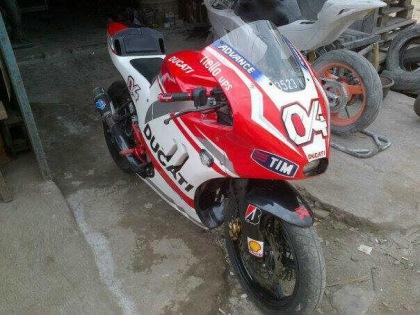 Yamaha Byson Ducati GP15