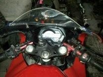 Mirip kaya Speedometer MotoGP yah? :D