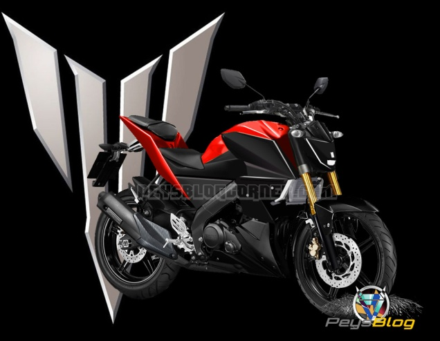 Renderan Yamaha MT-15 By Peysblog.com