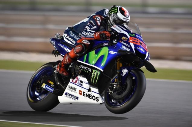 Jorge Lorenzo-Pole Position MotoGP Qatar 2016