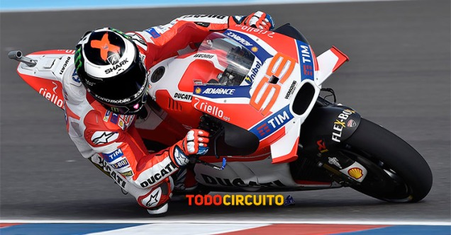 Lorenzo akhirnya resmi pindah ke Ducati MotoGP